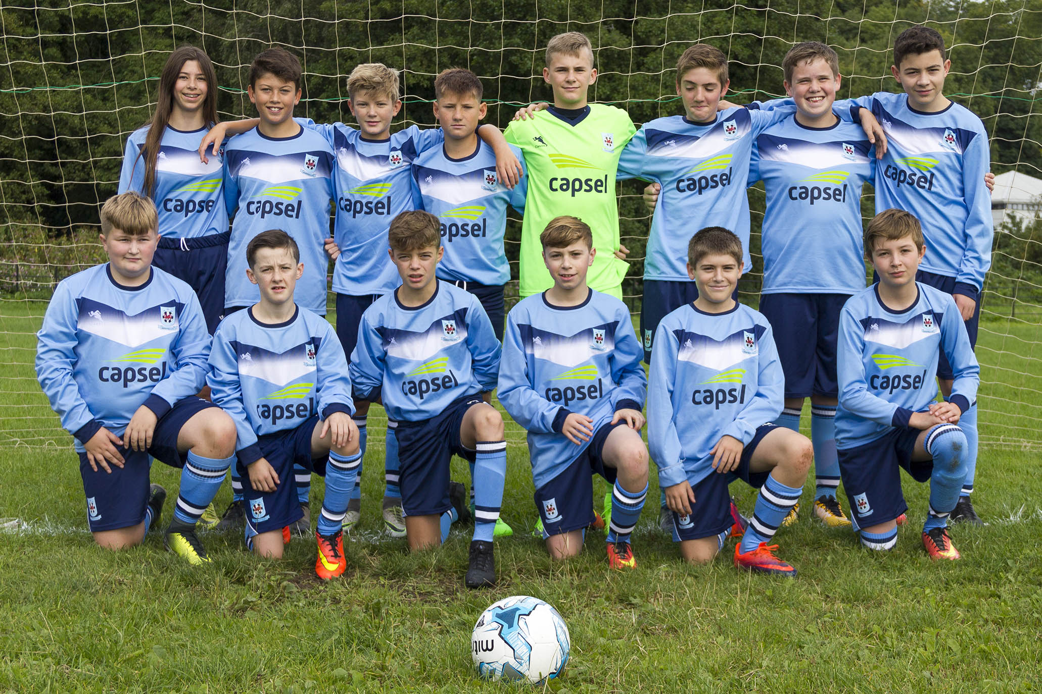 Marshfield FC Under 14